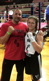 Cincy Golden Gloves